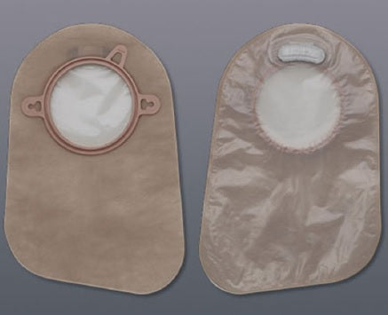 "New Image™ Two-Piece System 9"" Length Closed End Ostomy Pouch"