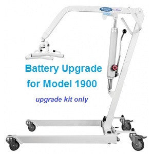 Alliance Battery Power HE Upgrade Kit - Model #1910