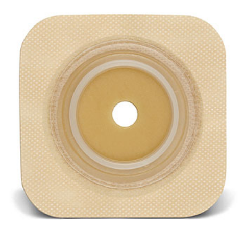 "Sur-Fit Natura® Durahesive™ Colostomy Barrier, Without Tape, 2-3/4"" Flange, Sur-Fit Natura® Hydrocolloid 1-7/8 to 2-1/2"" Stoma"