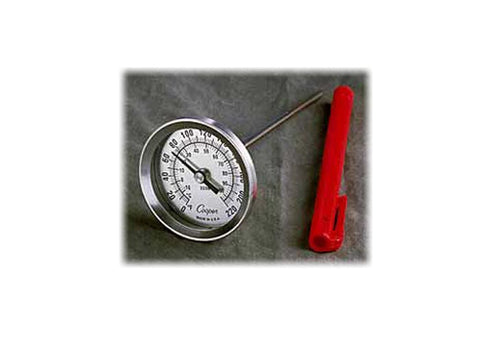 Dial Thermometer #4228