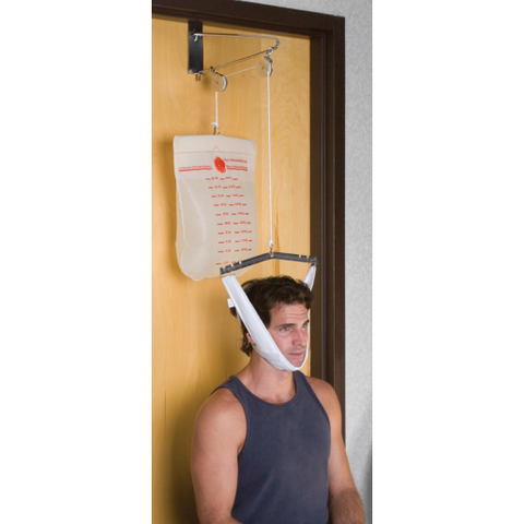 Overdoor Cervical Traction Kit