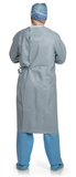 HALYARD* AERO CHROME* Large #44696NS Surgical Gown - Ships Free