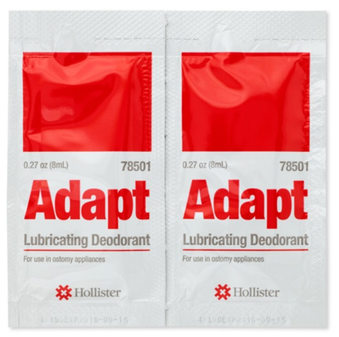 Adapt Lubricating Deodorant 0.27 oz. Packets