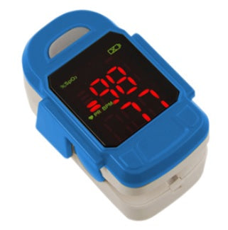 FEI FINGERTIP PULSE OXIMETER W/ LED SCREEN DISPLAY