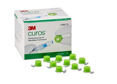 3M™ Curos™ Disinfecting Cap for Needleless Connectors