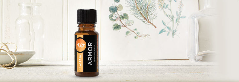 50 Ways to Use Armor / Thieves Essential Oil