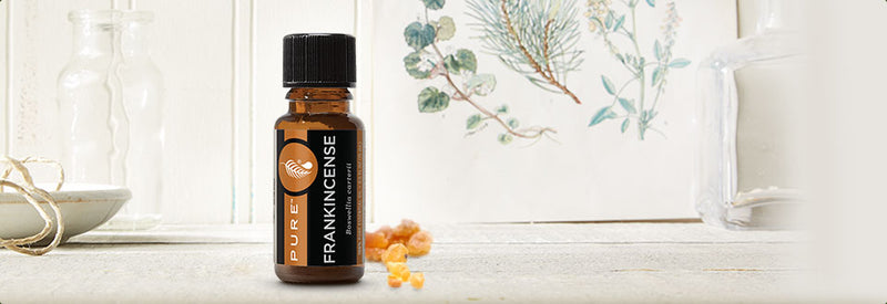 Frankincense Essential Oil for Mood - Stress - Scars - Pain - Skin - Inflammation