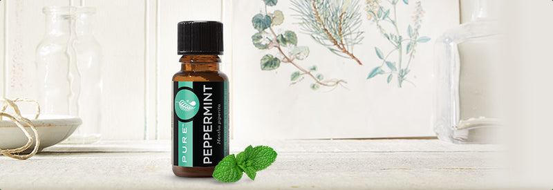 Peppermint Essential Oil - Indigestion - Headache- Itching - Fever Poison Ivy - Heartburn