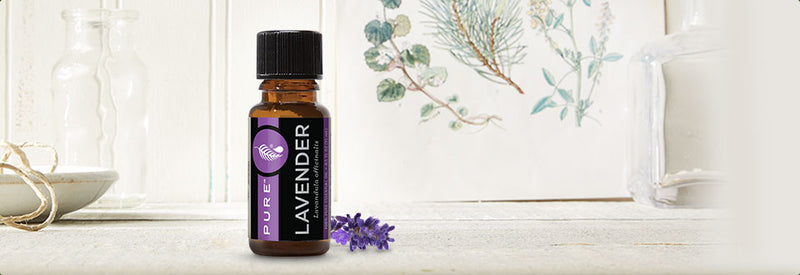 Lavender Essential Oil - Sleep - Burns - Eczema - Cuts - Allergies - Sunburn - Scars