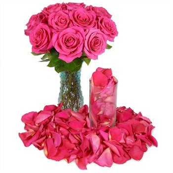 Budget Valentine, Wedding Party Flowers Bouquets Centerpieces - Cost Less - Order Online Ship to Your Door - DIY