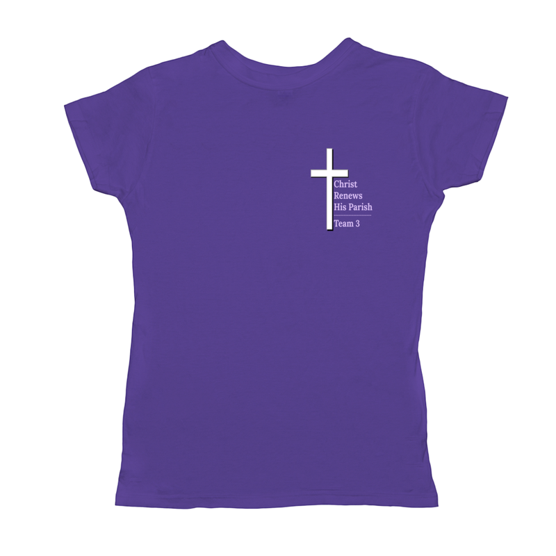 CRHP Ladies T-Shirt