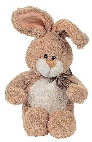 Plush Brown Bunny - Childrens Soft Toy Rabbit
