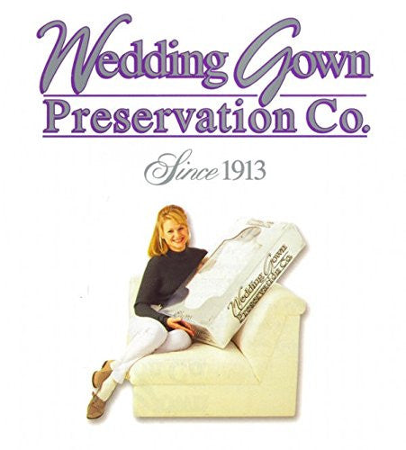 Wedding Gown Preservation Kit - Make Your Wedding Dress a Keepsake