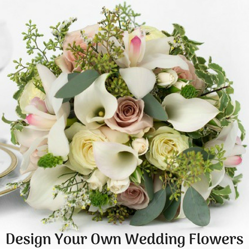 budget wedding party flowers bouquets centerpieces cost less
