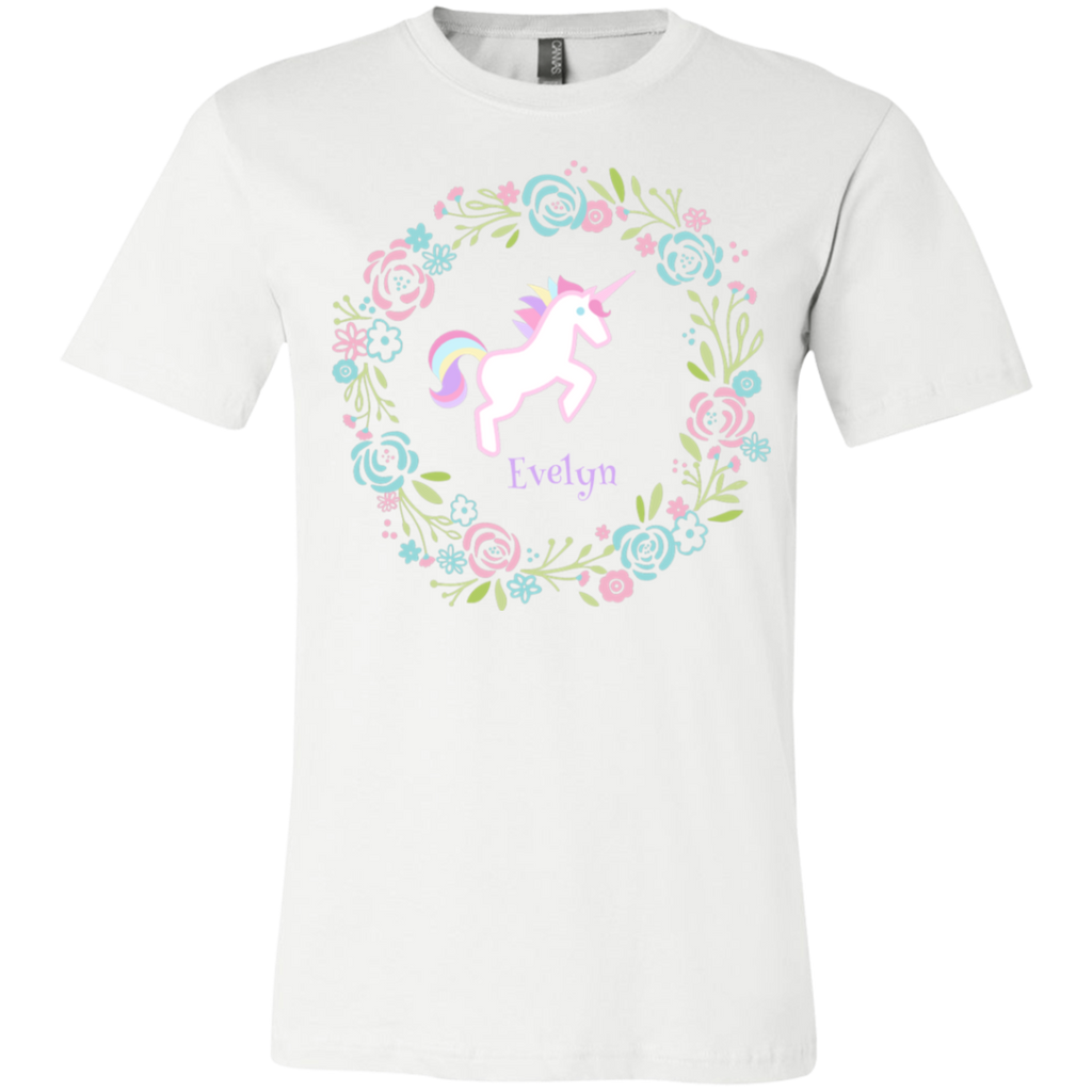 Unicorn T-Shirt for Girls Unicorn Gift Shirt Birthday Party