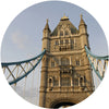 Decorative Cutting Board Fine Art Tower Bridge London