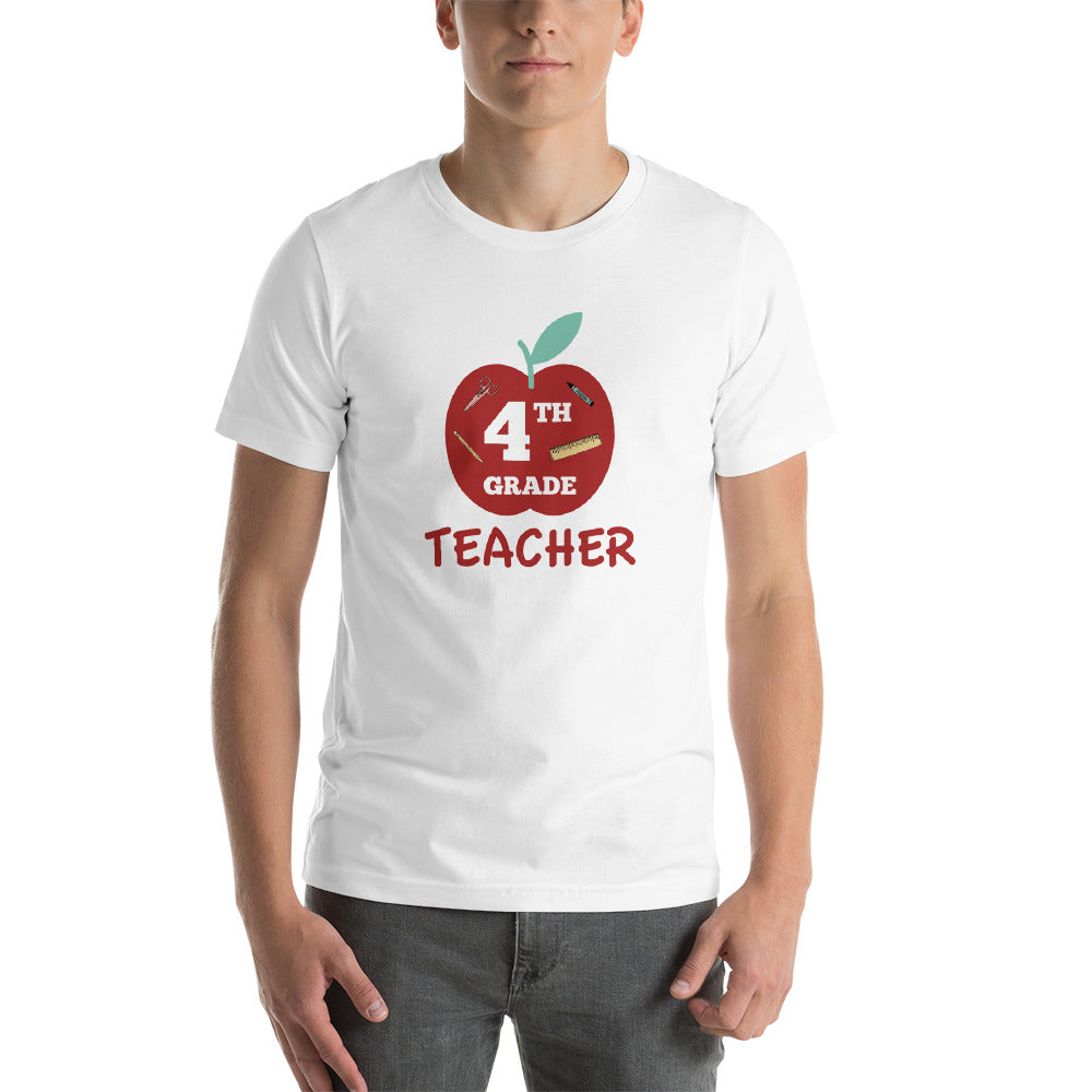 Fourth Grade Teacher T-Shirt