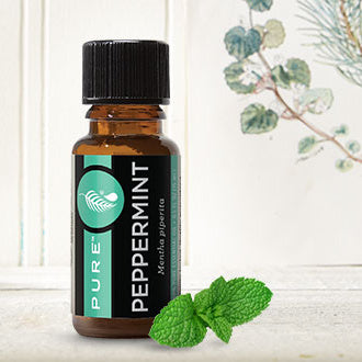 Peppermint Essential Oil for Indigestion - Headache- Itching - Fever Poison Ivy - Heartburn