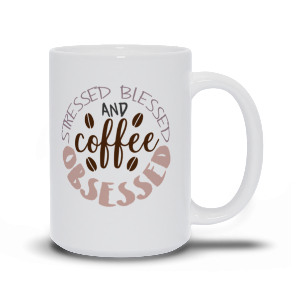 Coffee Mug,15oz,Coffee Cup,Coffee Mug w/ Sayings,Coffee Gift,Espresso Mug,11 Oz,White Mug,Funny Coffee Mug,Coffee Lovers,Ceramic,Christian