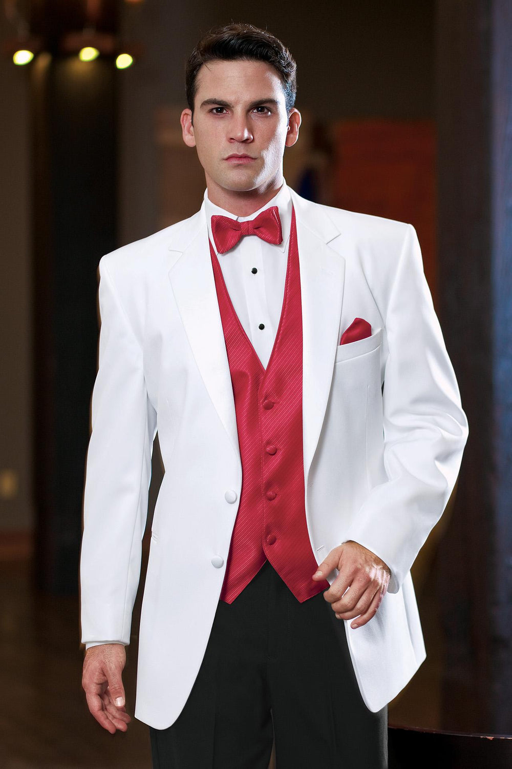 085663975377b8 Tuxedo Rental in White for Wedding, Prom or Formal Occassion – Creative  Living Today