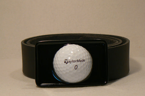 golf ball in the black