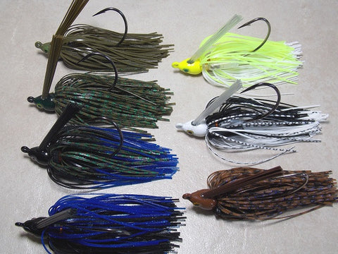 Swim Jigs: Tournament Line
