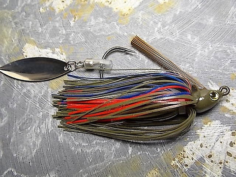 Switch Blade Jigs: Molting Craw