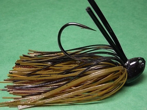 New Pitchin / Flippin Jig, Tournament Line: Color: Aaron 4 .1