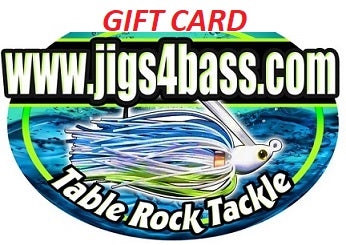 jigs4bass Gift Card