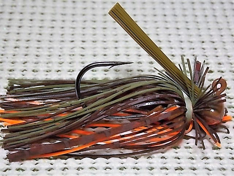 Finesse Football Jigs: MO-Craw