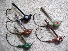 Jig Heads: Poison Tail