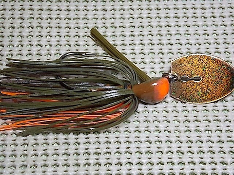 Bladed Swim Jig: MO Craw