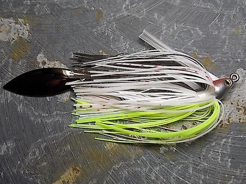 Switch Blade Jig: Sean's Bloody Threadfin Shad