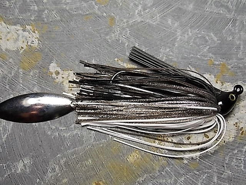 Switch Blade Jig: Sean's Minnow