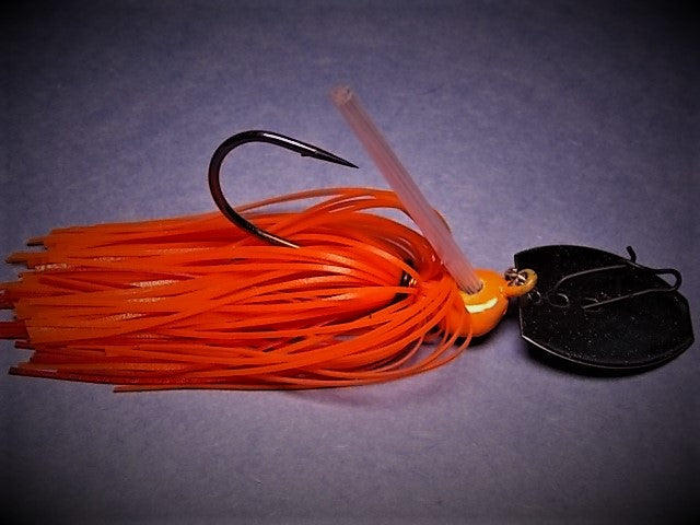 "Bladed Swim Jig: ""Cody"""