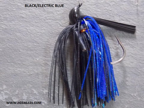 Arky+: Black/ Electric Blue