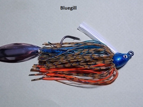 Switch Blade Jigs: Bluegill