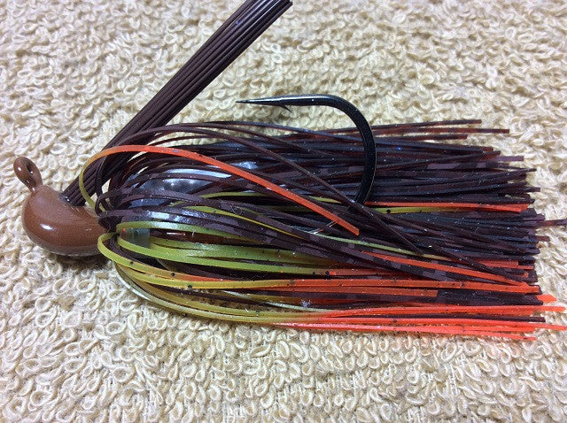 Arkie + : Brown Barb Wire Hot Craw