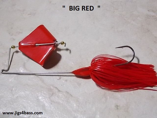 Buzz Bait: Big Red