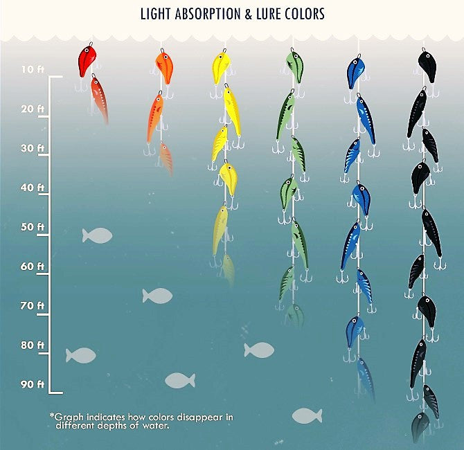 Spinnerbaits, Single Colorado, Short Arm: Blue, Black Barb Wire with ...