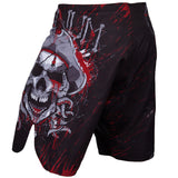 Venum Pirate 3.0 Fightshorts - Black/Red