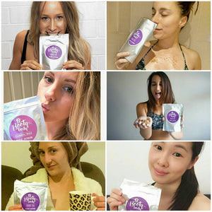 Win $100 worth of Fit Booty Body scrubs!