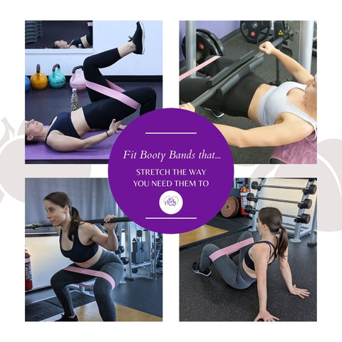 Fabric Booty Body Bands That Stretch