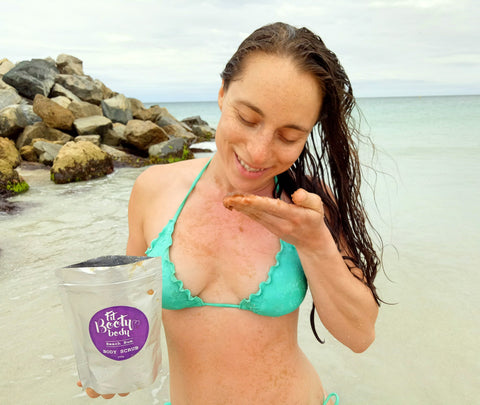 Beach Bum Body Scrub