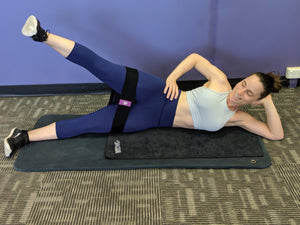Glute Fabric Hip Band - Heavy Resistance