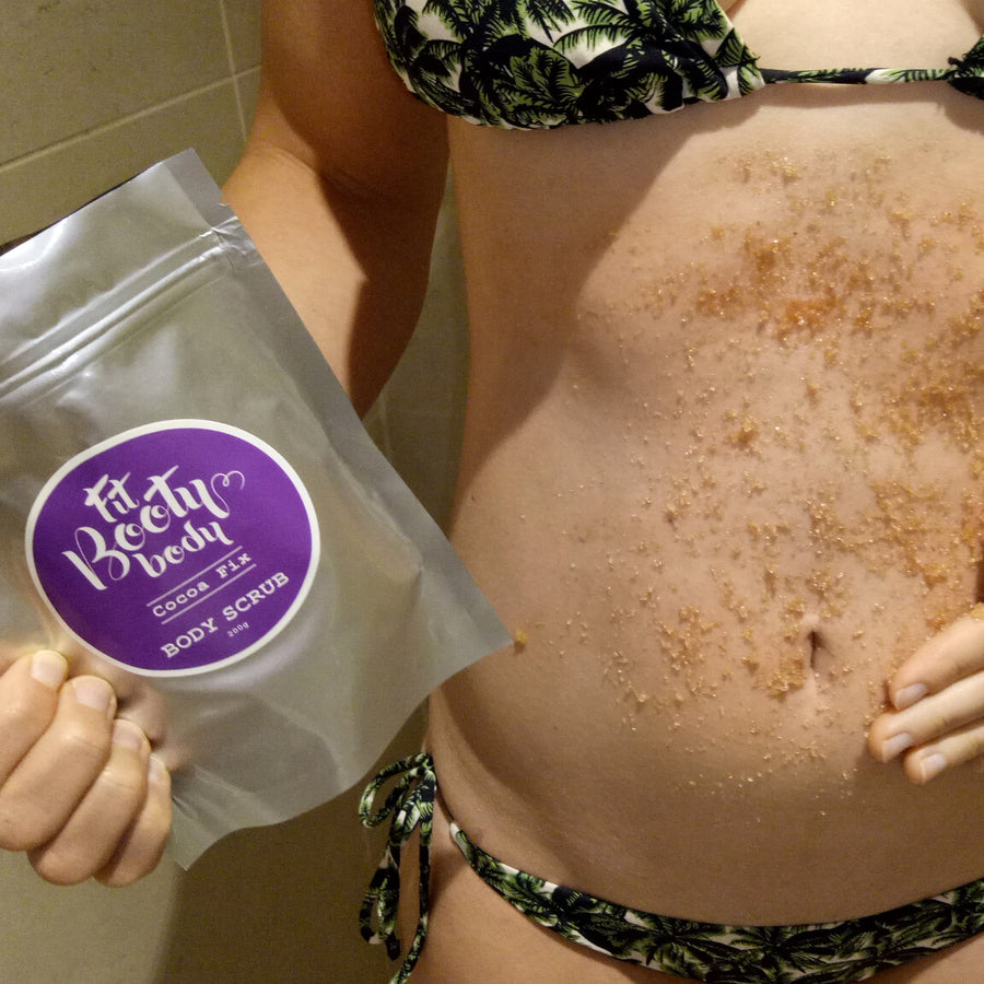 Cocoa Fix Body Scrub