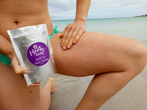 Cooling Recovery Beach Bum Body Scrub