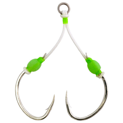 MUSTAD SLOW PITCH J-ASSIST3