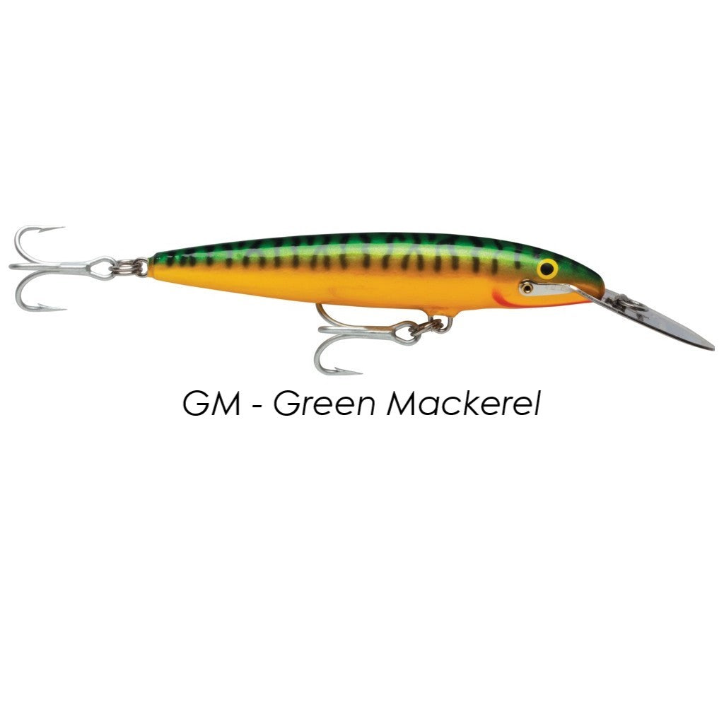 Rapala CDMAG22 GM Green Mackerel