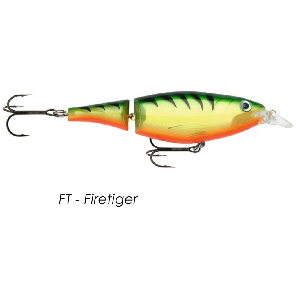 Rapala X-Rap Jointed Shad,XJS-13,//13cm.-46gr.//Color CGHP,//Xtreme Action Jointed